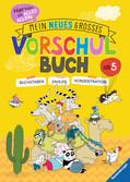 Mein neues großes Vorschulbuch Lernen und Fördern;Lernbücher - Ravensburger