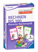 Rechnen bis 100. Rasanter Rechenspaß Lernen und Fördern;Lernspiele - Ravensburger