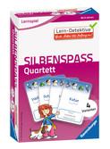 Silbenspaß. Quartett Lernen und Fördern;Lernspiele - Ravensburger