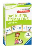 Das kleine Einmaleins. Domino Lernen und Fördern;Lernspiele - Ravensburger