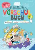 Mein großes Vorschulbuch Kinderbücher;Lernbücher und Rätselbücher - Ravensburger