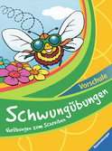 Schwungübungen (Vorschule) Kinderbücher;Lernbücher und Rätselbücher - Ravensburger