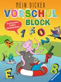 Mein dicker Vorschulblock Lernen und Fördern;Lernbücher - Ravensburger