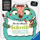Für den kleinen Schreibhunger Kinderbücher;Lernbücher und Rätselbücher - Ravensburger