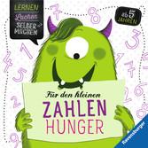 Für den kleinen Zahlenhunger Kinderbücher;Lernbücher und Rätselbücher - Ravensburger