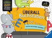 Überall Buchstaben Kinderbücher;Lernbücher und Rätselbücher - Ravensburger