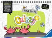 Quizzy: Finde Paare Kinderbücher;Lernbücher und Rätselbücher - Ravensburger