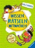 Wissen, Rätseln, Mitmachen Kinderbücher;Lernbücher und Rätselbücher - Ravensburger