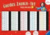 Großes Zauber-1x1: Kreuz und quer Kinderbücher;Lernbücher und Rätselbücher - Ravensburger