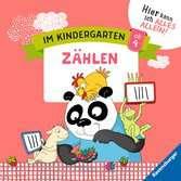Im Kindergarten: Zählen Lernen und Fördern;Lernbücher - Ravensburger