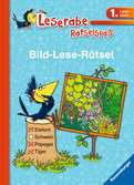 Bild-Lese-Rätsel (1. Lesestufe) Kinderbücher;Lernbücher und Rätselbücher - Ravensburger
