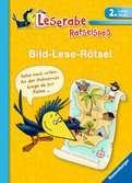 Bild-Lese-Rätsel (2. Lesestufe) Kinderbücher;Lernbücher und Rätselbücher - Ravensburger