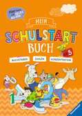 Mein Schulstart-Buch Kinderbücher;Lernbücher und Rätselbücher - Ravensburger