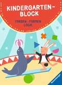 Kindergartenblock Lernen und Fördern;Lernbücher - Ravensburger