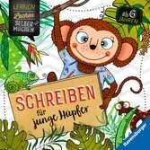 Schreiben für junge Hüpfer Kinderbücher;Lernbücher und Rätselbücher - Ravensburger