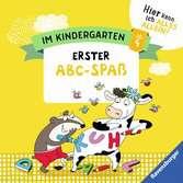 Im Kindergarten: Allererster Abc-Spaß Kinderbücher;Lernbücher und Rätselbücher - Ravensburger