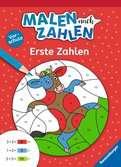 Malen nach Zahlen, Vorschule: Erste Zahlen Lernen und Fördern;Lernbücher - Ravensburger