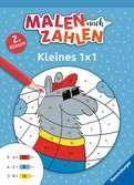 Malen nach Zahlen, 2. Klasse: Kleines 1 x 1 Lernen und Fördern;Lernbücher - Ravensburger