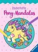Zauberhafte Pony-Mandalas Malen und Basteln;Bastel- und Malbücher - Ravensburger