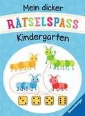 Mein dicker Rätselspaß Kindergarten Kinderbücher;Lernbücher und Rätselbücher - Ravensburger