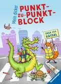 Mein dicker Punkt-zu-Punkt-Block Kinderbücher;Malbücher und Bastelbücher - Ravensburger