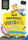 Mein kunterbuntes Vorschulbuch Kinderbücher;Lernbücher und Rätselbücher - Ravensburger