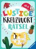 Lustige Kreuzworträtsel Kinderbücher;Lernbücher und Rätselbücher - Ravensburger