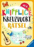 Knifflige Kreuzworträtsel Kinderbücher;Lernbücher und Rätselbücher - Ravensburger