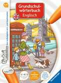 tiptoi® Grundschulwörterbuch Englisch Lernen und Fördern;Lernhilfen - Ravensburger