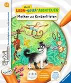 tiptoi® Merken und Konzentrieren Bücher;tiptoi® - Ravensburger