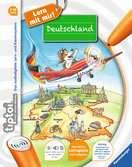 tiptoi® Deutschland Lernen und Fördern;Lernbücher - Ravensburger