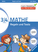 Regeln und Tests (Mathe 3./4. Klasse) Lernen und Fördern;Lernhilfen - Ravensburger