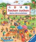 Sachen suchen: Meine Wimmelbilder Bücher;Pappbilderbücher - Ravensburger
