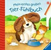Mein erstes großes Tier-Fühlbuch Kinderbücher;Babybücher und Pappbilderbücher - Ravensburger
