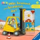 Was brummt und knattert da? Kinderbücher;Babybücher und Pappbilderbücher - Ravensburger