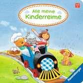 Alle meine Kinderreime Kinderbücher;Babybücher und Pappbilderbücher - Ravensburger