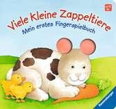 Viele kleine Zappeltiere Kinderbücher;Babybücher und Pappbilderbücher - Ravensburger