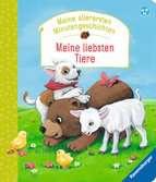 Meine liebsten Tiere Bücher;Pappbilderbücher - Ravensburger