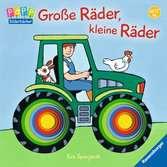 Große Räder, kleine Räder Kinderbücher;Babybücher und Pappbilderbücher - Ravensburger