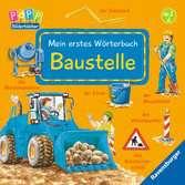 Mein erstes Wörterbuch: Baustelle Baby und Kleinkind;Bücher - Ravensburger