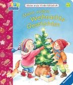 Meine ersten Weihnachts-Geschichten Bücher;Pappbilderbücher - Ravensburger