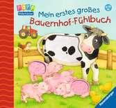 Mein erstes großes Bauernhof-Fühlbuch Kinderbücher;Babybücher und Pappbilderbücher - Ravensburger