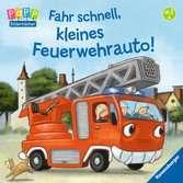 Fahr schnell, kleines Feuerwehrauto Kinderbücher;Babybücher und Pappbilderbücher - Ravensburger
