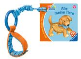 Mein erstes Buggy-Fühlbuch: Alle meine Tiere Baby und Kleinkind;Bücher - Ravensburger