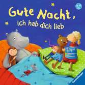 Gute Nacht, ich hab dich lieb Baby und Kleinkind;Bücher - Ravensburger