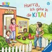 Hurra, ich gehe in die KITA! Baby und Kleinkind;Bücher - Ravensburger