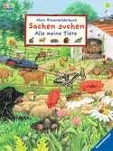 Mein Riesenbilderbuch Sachen suchen: Alle meine Tiere Kinderbücher;Babybücher und Pappbilderbücher - Ravensburger