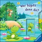 Wer hüpft denn da? Kinderbücher;Babybücher und Pappbilderbücher - Ravensburger