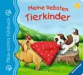 Mein erstes Fühlbuch: Meine liebsten Tierkinder Baby und Kleinkind;Bücher - Ravensburger