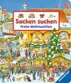 Sachen suchen - Frohe Weihnachten Kinderbücher;Babybücher und Pappbilderbücher - Ravensburger